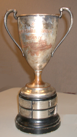 Vancouver Daily Province Trophy - Correspondence Chess Championship of B.C.